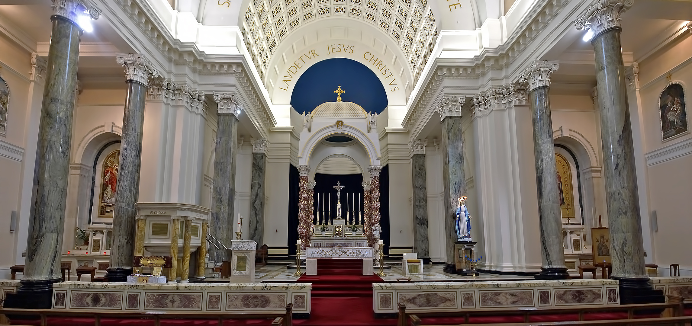 Our Lady Of The Wayside >> Ss Peter & Paul, Athlone – Parish of Ss. Peter & Paul